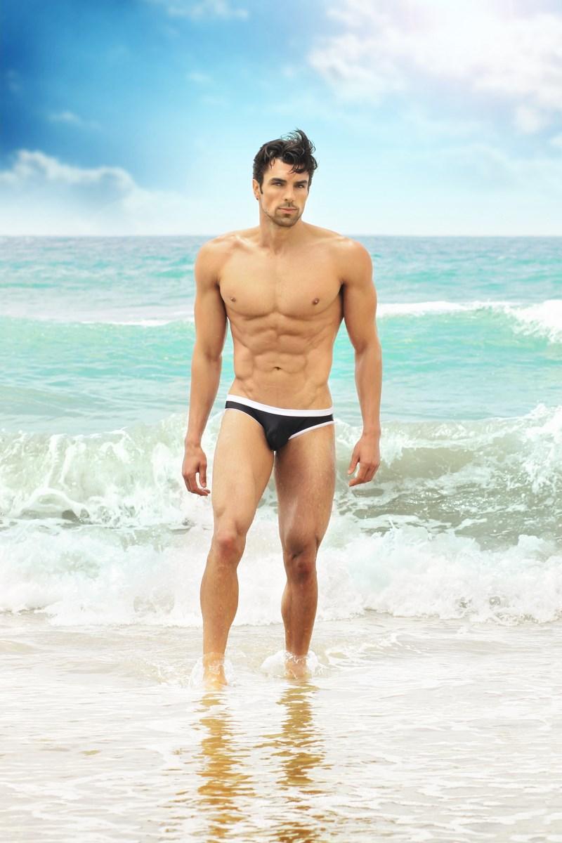 Je suis passionné de natation