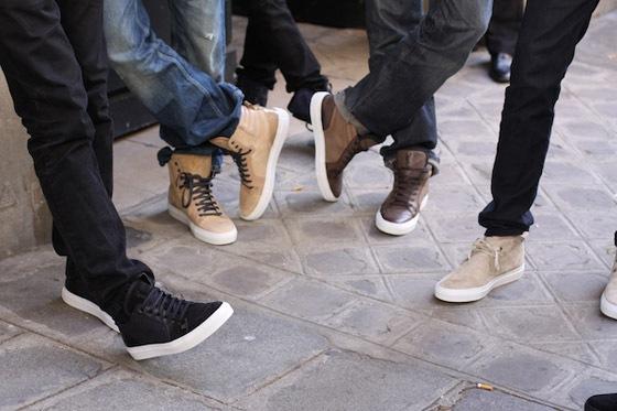 Dc Shoes Homme Grise