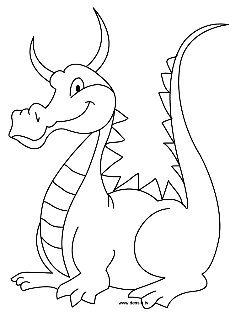 Comment Dessiner Dragon