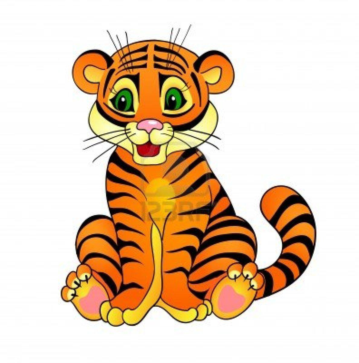 Dessiner Un Tigre Facile