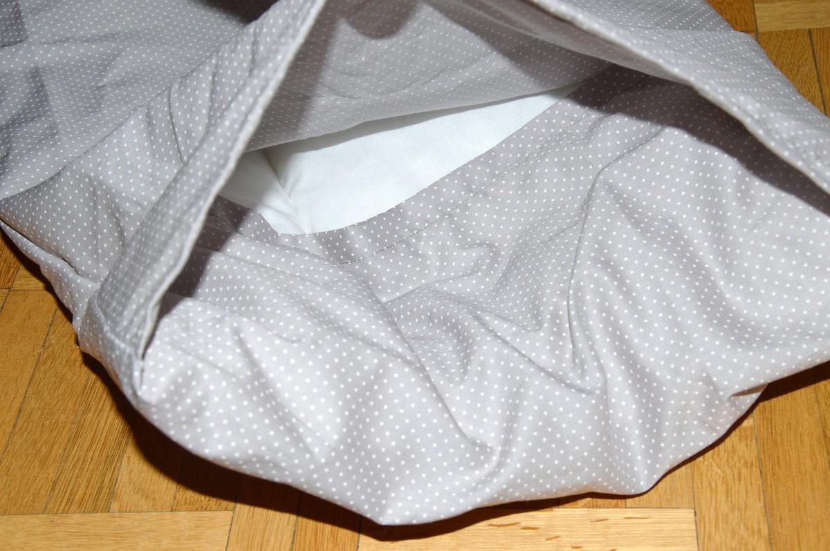 Comment faire une housse de coussin - Coudre une housse de coussin rectangulaire ...